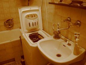 Stará koupelna