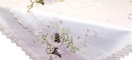 Vyzdobte váš domov bytovým textilem s vánočním motivem, dočkáte se krásné změny a sváteční atmosféry.