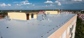 Ploché střechy mají nesporné výhody