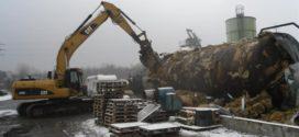 Demoliční práce šetrné k životnímu prostředí
