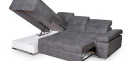 Výběr rozkládací sedačky: Zaměřte se na pohodlí i snadnou manipulaci