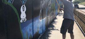 Antigraffiti program pomáhá chránit soukromý i státní majetek