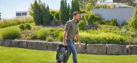 S automatickou sekačkou se z obyčejné zahrady stane chytrá zahrada