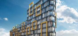 Harfa Design Residence nabízí 249 stylových bytových jednotek