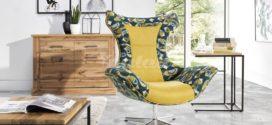 Jak vybrat perfektní křeslo do obývacího pokoje
