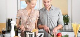 Praktické domácí potřeby, které vám usnadní práci v kuchyni