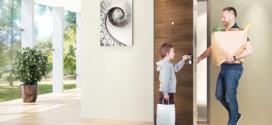 Bezpečnostní dveře představují jeden z prvků při ochraně majetku.